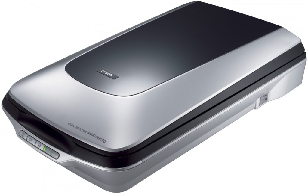 Epson 4490 scanner